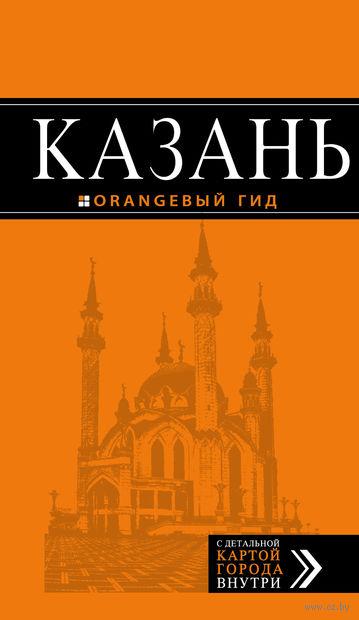 Казань. Путеводитель. А. Синцов, Денис Фокин