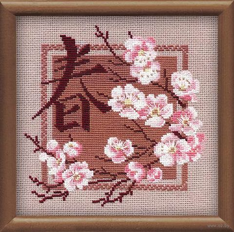 """Вышивка крестом """"Весна"""" (арт. 812)"""