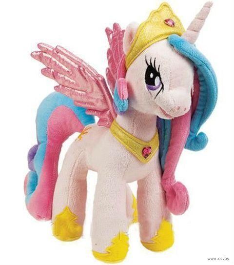 """Мягкая музыкальная игрушка """"My Little Pony. Принцесса Селестия"""" (25 см)"""