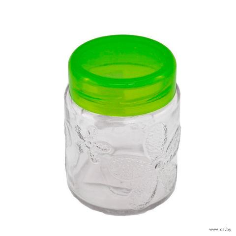 Банка для сыпучих продуктов стеклянная (250 мл; арт. 131563)