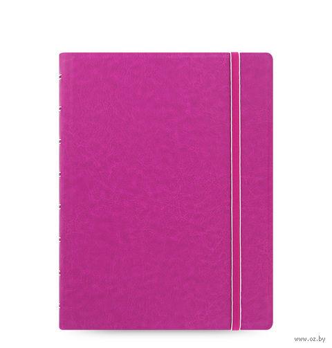 "Записная книжка Filofax ""Notebook Classic"" (A5; fuchsia)"