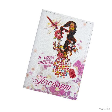 Обложка на паспорт (арт. C1-17-840) — фото, картинка