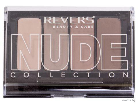 """Тени для век """"Nude Collection"""" тон: 02 — фото, картинка"""