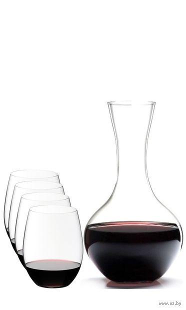 """Набор для питья """"O Wine Tumbler"""" (5 предметов) — фото, картинка"""