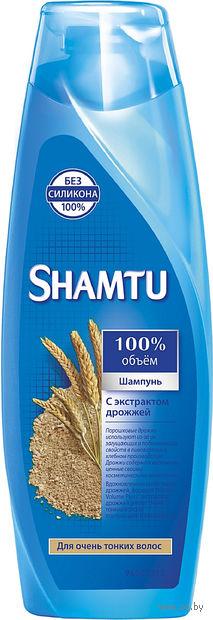 """Шампунь SHAMTU """"С экстрактом дрожжей"""" (360 мл)"""