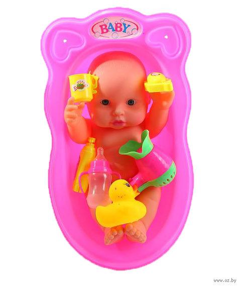 """Пупс в ванне """"Baby"""" (арт. Д62544)"""