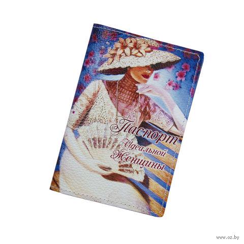 Обложка на паспорт (арт. C1-17-841) — фото, картинка