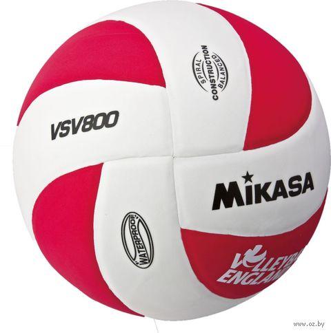 Мяч волейбольный Mikasa VSV 800WR №5 — фото, картинка