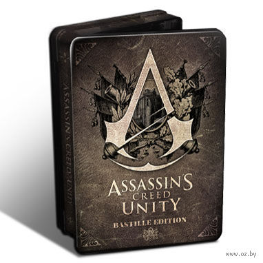 Assassin`s Creed: Единство. The Bastille Edition (Xbox One)