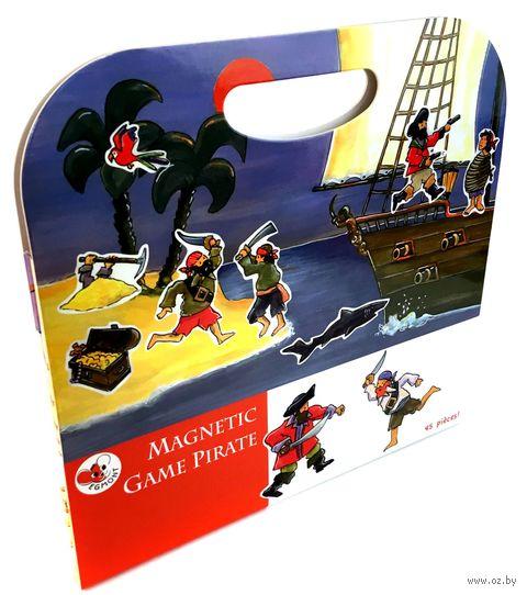 Пиратский корабль (магнитная)