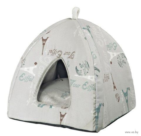 "Домик для собак и кошек ""Paris"" (42х37х42 см; арт. 36340)"