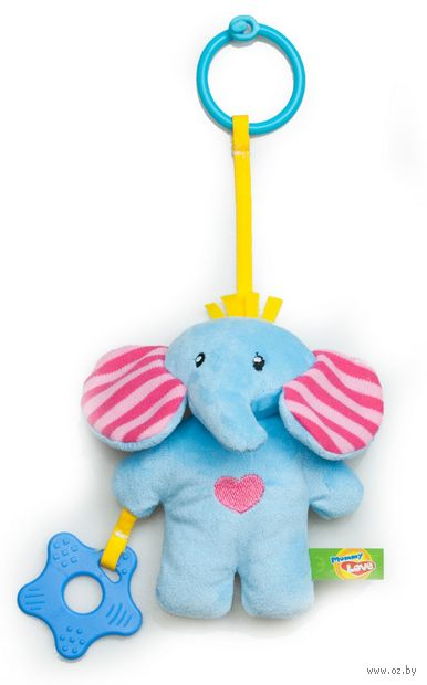"Игрушка-подвеска ""Слоненок Тими"""