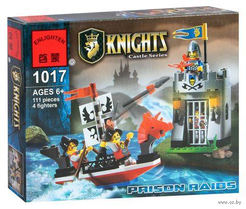 "Конструктор ""Knights. Налет на темницу"" (111 деталей) — фото, картинка"