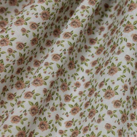 """Ткань """"Винтажные розы"""" №4 — фото, картинка"""
