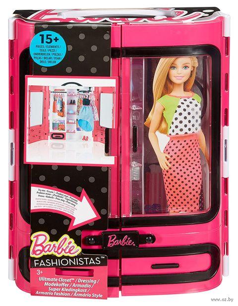 """Игровой набор """"Барби. Шкаф"""" — фото, картинка"""