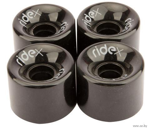 Комплект колес для круизеров SW-200 (4 шт.; чёрный) — фото, картинка