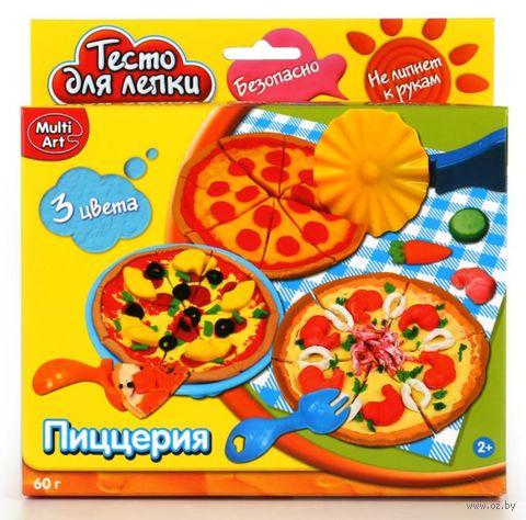 """Набор для лепки из теста """"Пиццерия"""" — фото, картинка"""