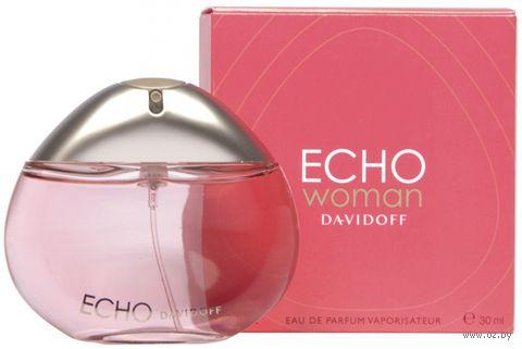 "Парфюмерная вода для женщин ""Echo Woman"" (30 мл) — фото, картинка"