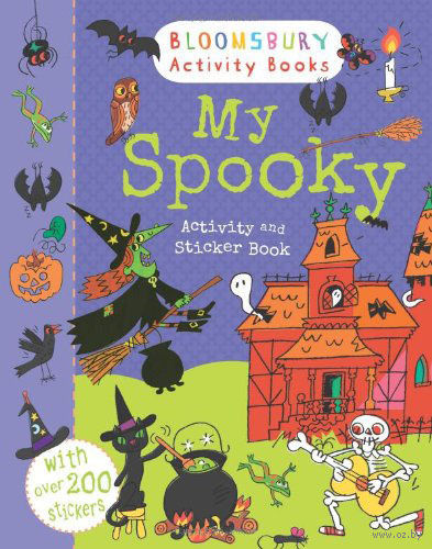 My Spooky. Activity and Sticker Book