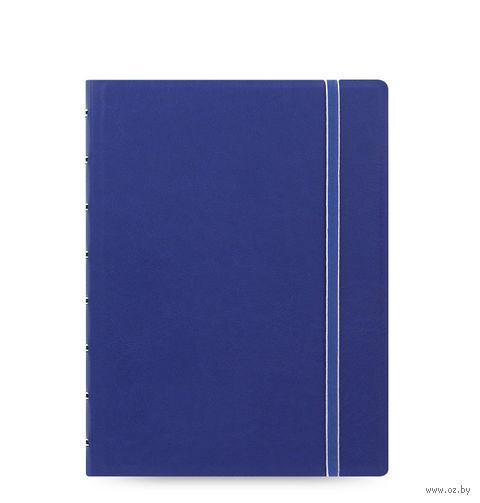 """Записная книжка Filofax """"Notebook Classic"""" (A5; blue)"""