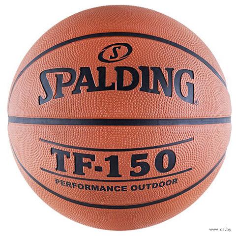 Мяч баскетбольный Spalding TF-150 №7 — фото, картинка