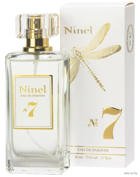 """Парфюмерная вода для женщин """"Ninel №7"""" (50 мл) — фото, картинка"""