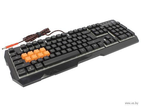 Клавиатура A4Tech Bloody B188 USB — фото, картинка