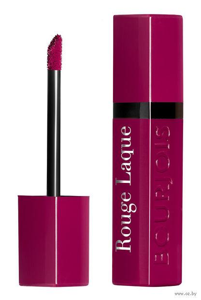 "Помада для губ ""Rouge Laque"" (тон: 07, purpledelique) — фото, картинка"