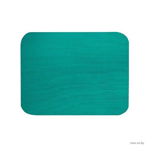Коврик для мыши Buro BU-CLOTH (зеленый) — фото, картинка