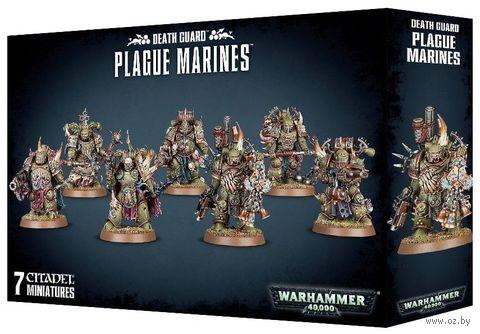 Warhammer 40.000. Death Guard. Plague Marines (43-55) — фото, картинка