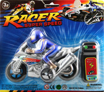 """Игрушка """"Мотоцикл Racer Super Speed"""" — фото, картинка"""