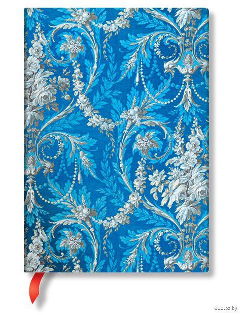 """Записная книжка Paperblanks """"Хрустальный канделябр"""" в линейку (формат: 130*180 мм, средний)"""