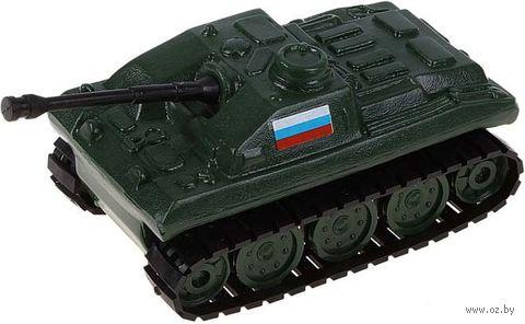 "Игрушка ""Танк"" (арт. С-115-Ф) — фото, картинка"
