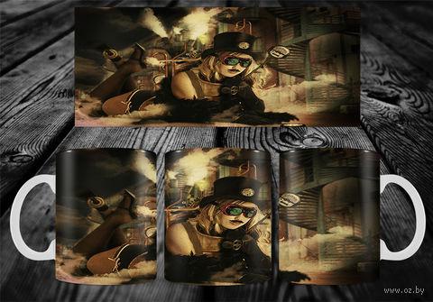 """Кружка """"Стимпанк"""" (арт. 14) — фото, картинка"""