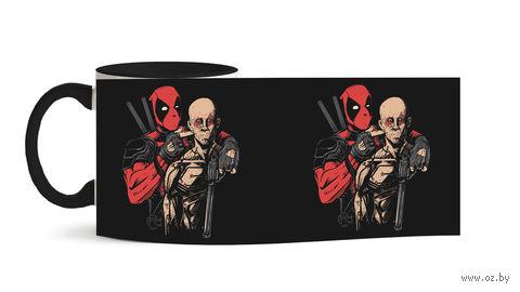"""Кружка """"Deadpool"""" (арт. 087)"""