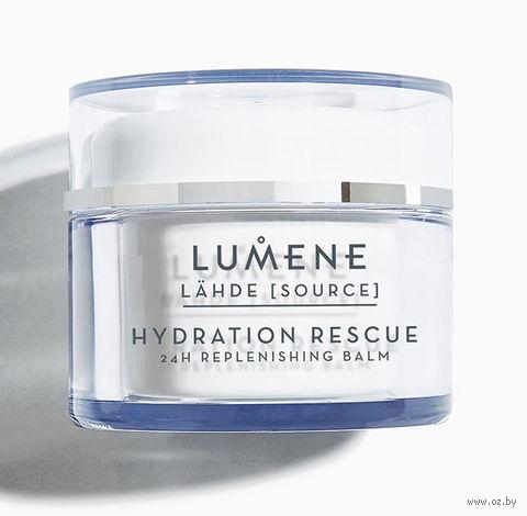 "Бальзам для лица ""Hydration Rescue 24H Replenishing Balm"" (50 мл) — фото, картинка"