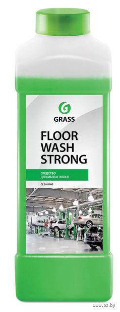 """Средство для мытья полов """"Floor wash strong"""" (1 л) — фото, картинка"""