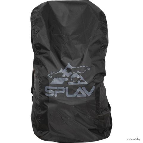 Накидка на рюкзак (15-30 л; чёрная) — фото, картинка