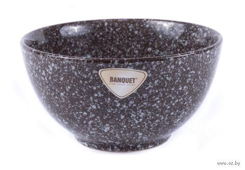 Салатник керамический (145 мм; гранит) — фото, картинка