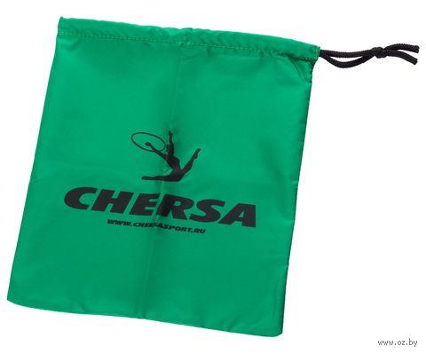 Чехол для скакалки для художественной гимнастики (зелёный) — фото, картинка