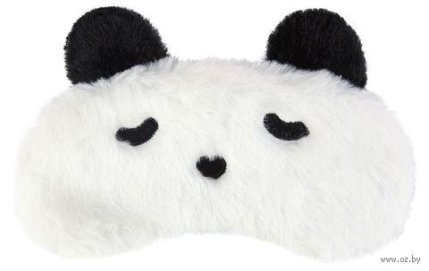 """Маска для сна """"Панда"""" — фото, картинка"""
