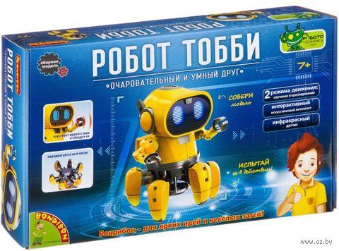 """Набор для опытов """"Робот Тобби"""" — фото, картинка"""