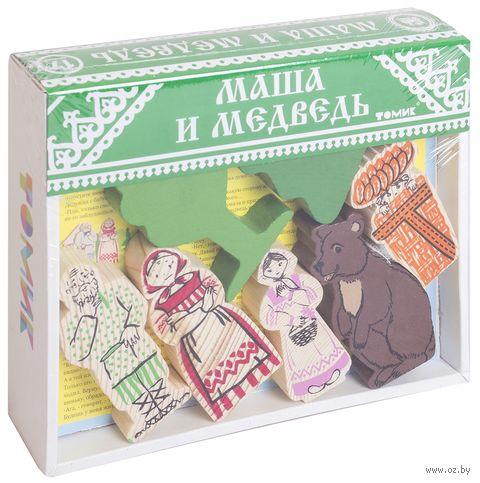 """Кукольный театр """"Сказки. Маша и медведь"""" — фото, картинка"""