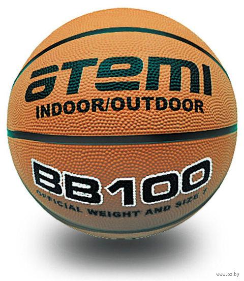 Мяч баскетбольный Atemi BB100 №3 — фото, картинка