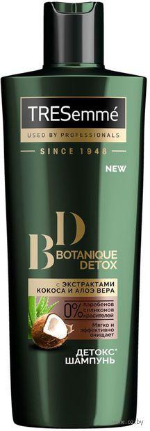 """Шампунь для волос """"Botanique Detox"""" (400 мл) — фото, картинка"""