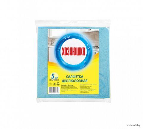 Набор салфеток для уборки (5 шт.; 150х150 мм) — фото, картинка