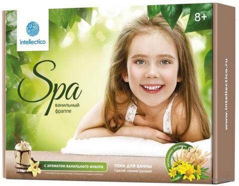 """Набор для изготовления пены для ванн """"Ванильный фраппе"""" — фото, картинка"""