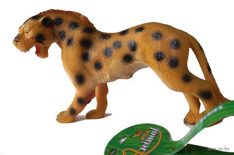 """Фигурка """"Леопард"""" (арт. 3420B)"""