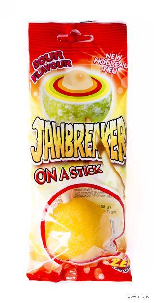"""Жевательная резинка """"Jawbreaker Sour"""" (60 г) — фото, картинка"""