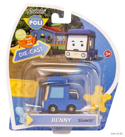 """Машинка """"Погрузчик. Бэнни"""" — фото, картинка"""